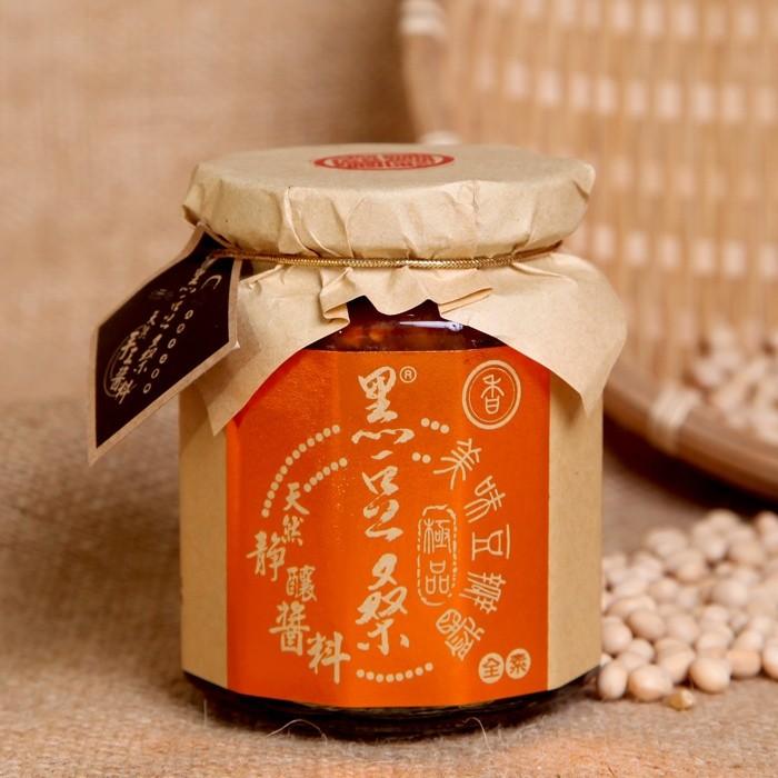 【黑豆桑】醇釀極品香豆瓣醬