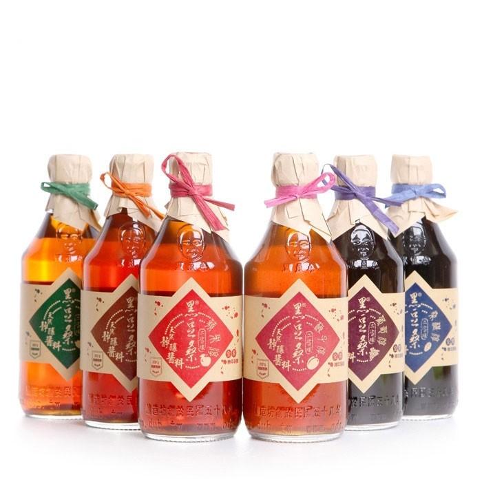 美食好簡單美味推薦-【黑豆桑】陳年靜釀水果淳6瓶