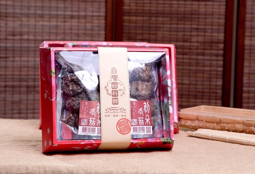 【黑豆桑】初朵冬菇禮盒