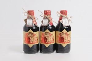 【黑豆桑】香醇紅麴組(紅麴醬油3瓶)
