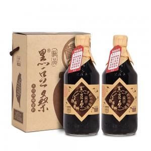 【黑豆桑】天然極品全能缸底醬油2瓶