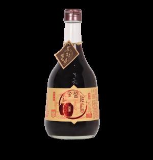 【黑豆桑】天然極品養生紅金醬油(無麥麩)
