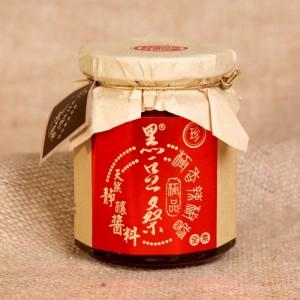 天然靜置釀造醬油醬料系列-【黑豆桑】醇釀極品珍辣椒醬