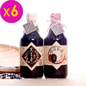 非基改天然靜置釀造醬油【黑豆桑】養生滷味豪華組