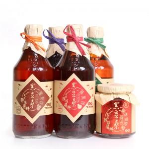 【黑豆桑】淳粹好喝-水果淳任選4瓶