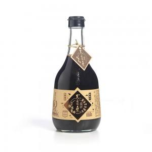 非基改天然靜置釀造醬油【黑豆桑】天然極品薄鹽黑金醬油